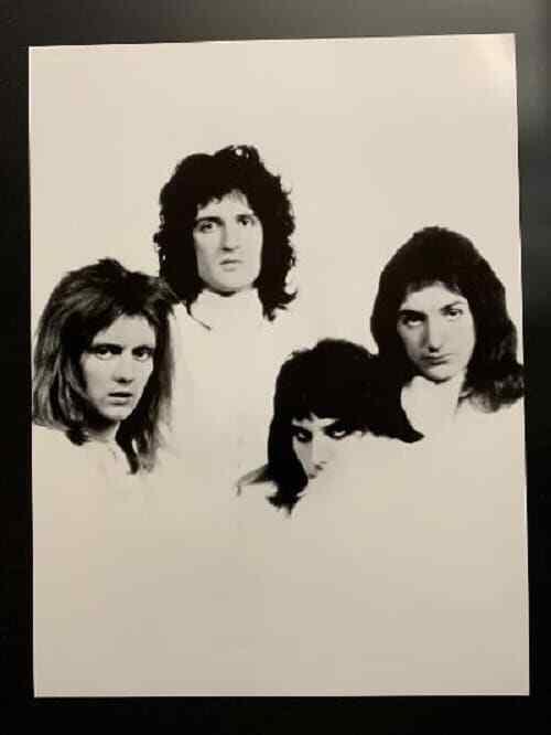 Queen Photograph Freddie Mercury