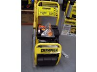 NEW CHAMPION 3000PSI PETROL PRESSURE WASHERS 11.37 LITRES/MIN , BALLYNAHINCH