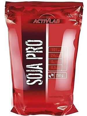 ActivLab Soya Pro - Soya Protein Isolate 750g - Best Whey Protein Concentrate