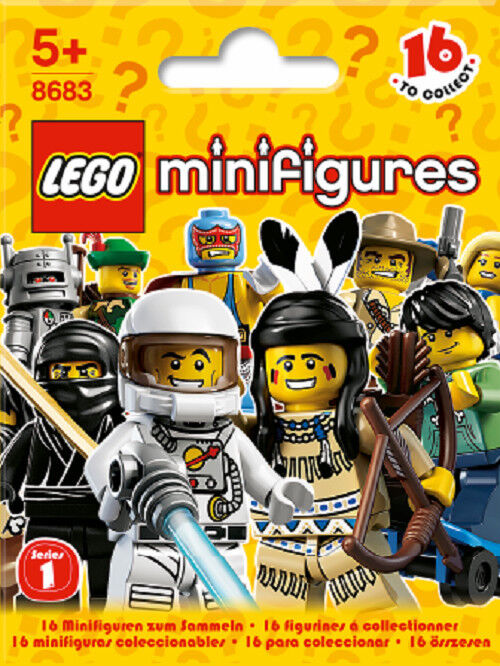 lego minifigures series 1 - HD 1041×1368