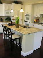 Custom Kitchen and Bathroom Renovations