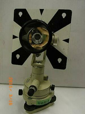 Pentax Total Station Light Wave Single Element Prism Target 6