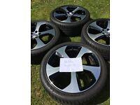 Genuine VW MK7 GOLF GTI Austin Alloy Wheels - MK5, MK6 Alloys