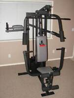 Used Weider Home Gym 8530