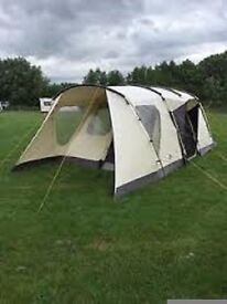 FAMILY TENT - SALINA 400 VANGO TENT With Additional Extras