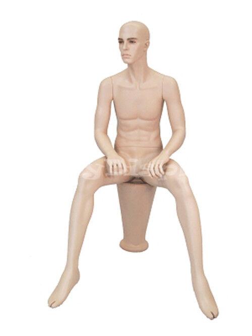 Male Mannequin Manequin Manikin Dress Form Display #MD-KW15F