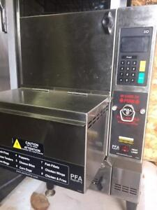 Used Perfect Fry - Fully-Automatic - Perfect shape, like new, hardly used - Model PFA720