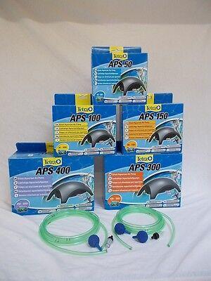 Tetra APS Aquarienluftpumpe *Komplettpaket inkl. Zubehör* alle Größen