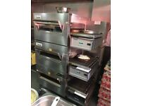 LINCOLN PIZZA OVENS FOR SALE EXCELLENT CONDITION