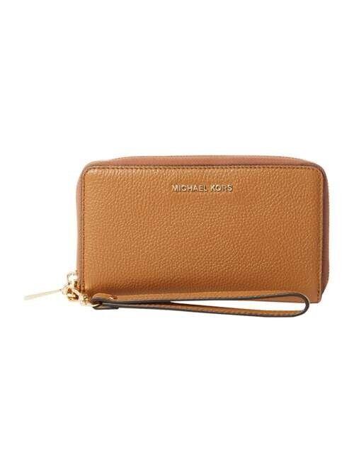 da0c1a2d5ddb Michael Kors purse wallet tan