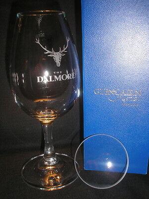 DALMORE SCOTCH WHISKY GLENCAIRN COPITA NOSING GLASS segunda mano  Embacar hacia Argentina