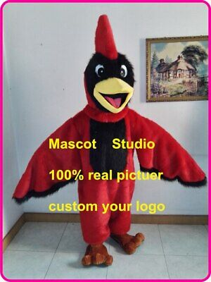 Roadrunner Mascot Costume Suit Cosplay Party Game Dress Outfit Halloween Adult - Road Runner Halloween Costume