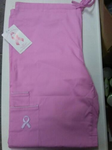 NEW BREAST CANCER SCRUB PANT