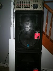 PA SYSTEM FOR SALE OR TRADE
