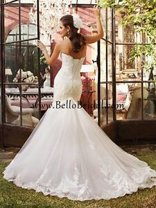 TOP DESIGNER WEDDING DRESS SALE- SOFIA TOLLI (NEW)