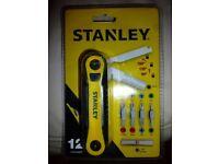 Stanley 12-in-1 multi tool. Brand new, in original package