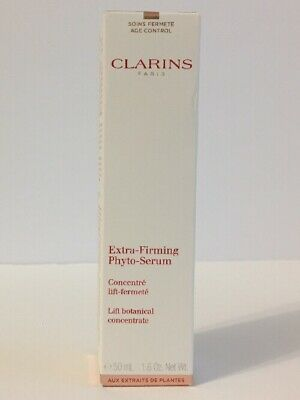 New Clarins Extra-Firming Phyto-Serum  - 50ml  Extra Firming Serum