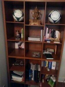 BIBLIOTHEQUE - BOOKCASE -DISPLAY UNIT OR LIBRARY