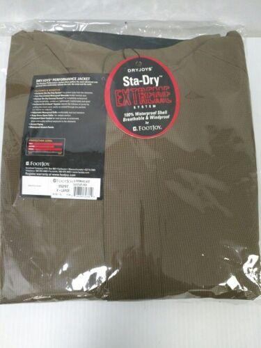 FootJoy DJ Performance Rain Jacket- Size X Large #35297