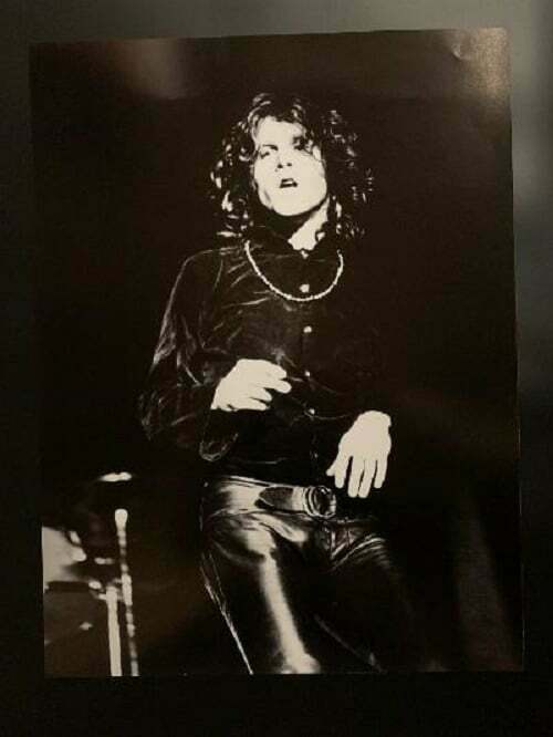Jim Morrison Photograph 1968 Phoenix The Doors