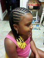 All natural hair braiding for all hair types!!!