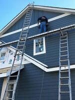 Soffit/Fascia/Siding Repairs and Installs. FREE QUOTE, INSURED