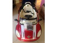 Fantastic 6v Ride on Convertible Electric Car