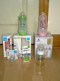 Brand new quality Baby feeding bottles & Teats