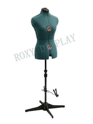 Adjustable Sewing Dress Form Female Mannequin Torso Stand Jf-fh-4