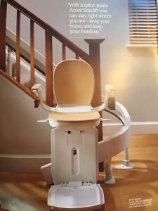Acorn 180 Curve Stairlift
