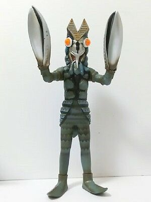 Baltan Seijin Marmit 16  Tall   From Ultraman Mib Seald Tv   Movie Monster Vinyl