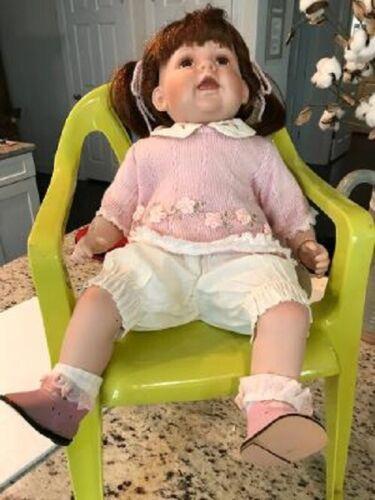 MEIN BEAUTIFUL PORCELIN BABY DOLL