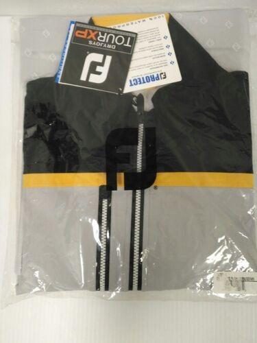 Footjoy CA Tour XP SS Rain  Jacket.- 100%-Waterproof- -Size Large #34757