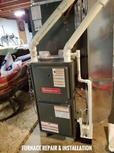 Furnace/Air Conditioner/Gas Lines