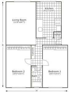 "***** LARGE 2 bdrm - Adult Bldg - ""Best Value In Town""… Sarnia Sarnia Area image 2"
