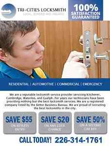 Expert and Reliable Locksmith Service