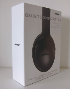 Bose Casque d'écoute sans fil à suppression du bruit QuietComfor
