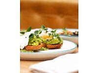 Junior Sous Chef - Charlotte's W5 - West London, W5 - £27k-£28k per annum