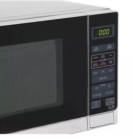 Sharp microwave R-272(sl)M Brand new no box 20 liter touch control