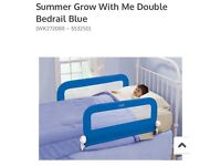 Wanted a double bed guard for a toddler boy