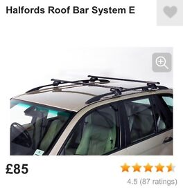 Roof Rack/Bars for Antara