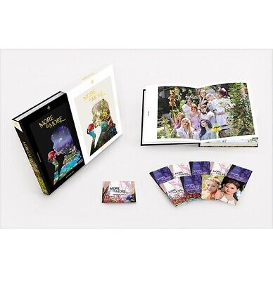 TWICE - MORE & MORE MONOGRAPH 150p Photobook+Photocards+Free Gift+Tracking no.
