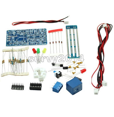 Liquid Level Controller Module Water Level Detection Sensor Diy Parts Components