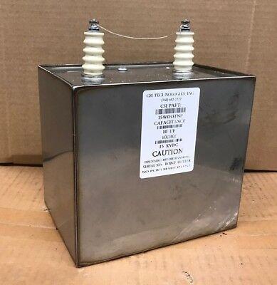 10mfd 15000vdc Metal Case High Voltage Oil Capacitor 15000 Volts 10uf 15000v Dc