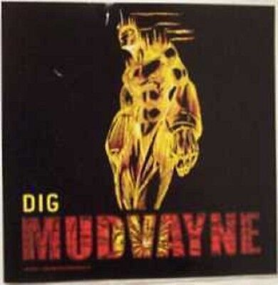 MUDVAYNE Dig & Nothing 2 RARE EDIT VERSIONS PROMO DJ CD single USA MINT