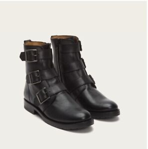 Brand New Frye Motorcycle Ankle Boots Size 7