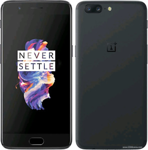 Oneplus 5 128gb midnight black 8gb ram