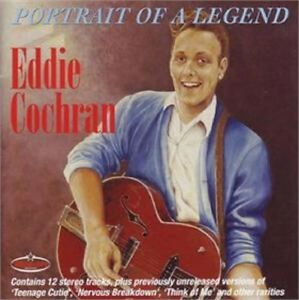 EDDIE-COCHRAN-Portrait-Of-A-Legend-CD-NEW-Rare-1950s-rockabilly-rock-n-roll