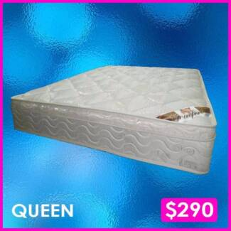 MATTRESSES / KING, QUEEN AND DOUBLE SIZES