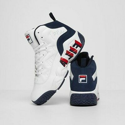 Fila Men's MB Perspective High Top Basketball Sneaker